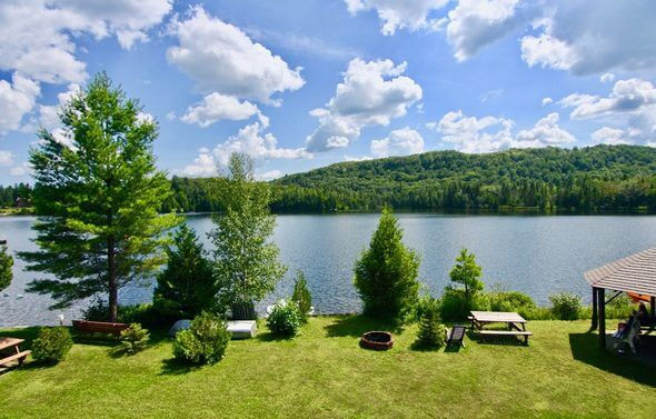 locations chalet quebec lanaudiere